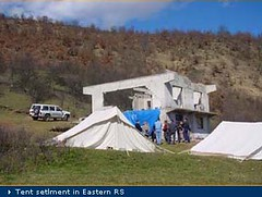 Tent Settlement East RS