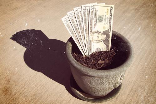 Vintage Grow Your Money | by ccPixs.com