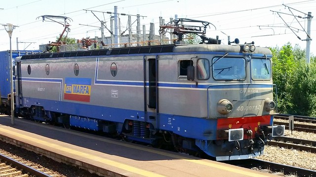 CFR Romanian railways