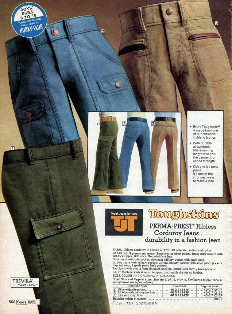 128ea244f Sears 1977 fall/winter pg 500 | 70s pants. | MazeMan2011 | Flickr