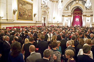 Buckingham Palace Reception for the Queen's Awards 2012 | by bisgovuk