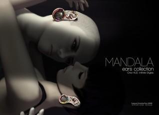 AVENUE Magazine - Nov2012 | MANDALA _ Ears Collection | by Find me (inSL): Tadeu Gartner