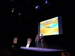 Bordersessions 2012: Ap Verheggen's SunGlacier