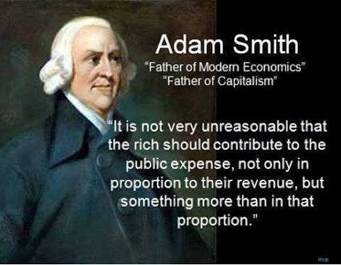 Adam Smith Frase Ingles Emprender Olimpo Flickr