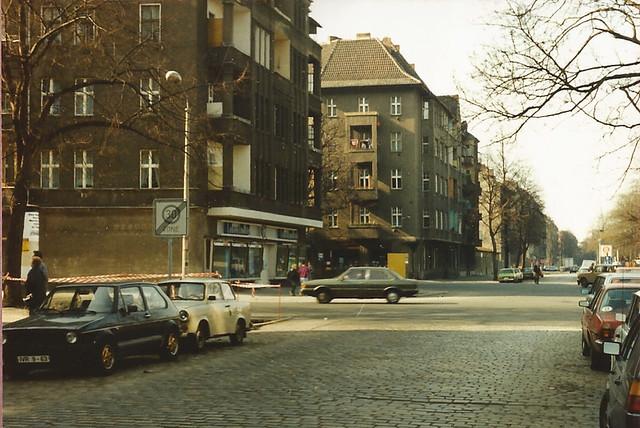 Berlin - Anfang der 90er
