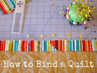 How to Bind a Quilt | by Sarah.WV