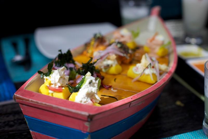 Qué comer en Perú: La Mar Cebicheria