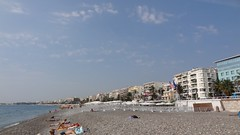 Ницца - пляж