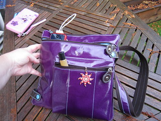 Front (2) - Urban Junket's Jen Powered Crossbody iPad Bag | by ~kate~