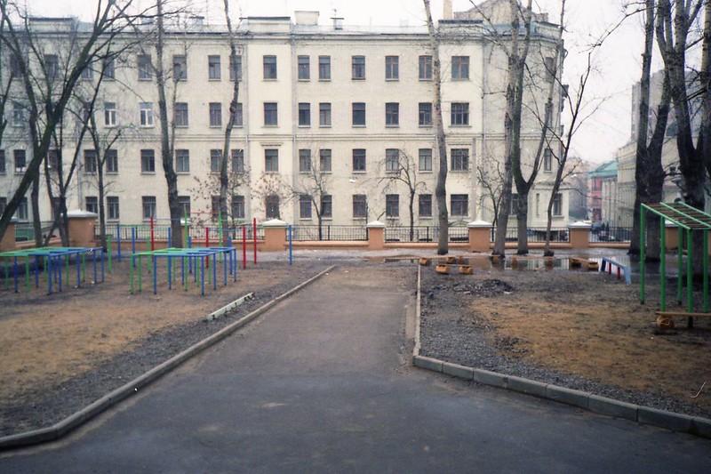 Малый палашевский пер. (2000г.)