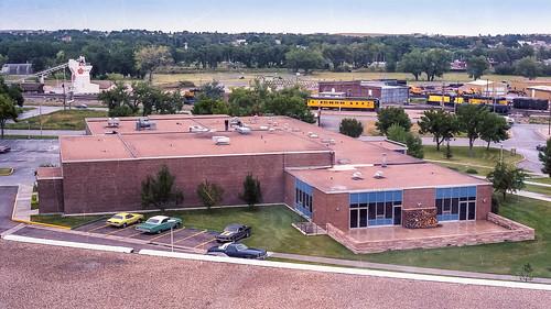 SDSM&T Surbeck Center - September 1982