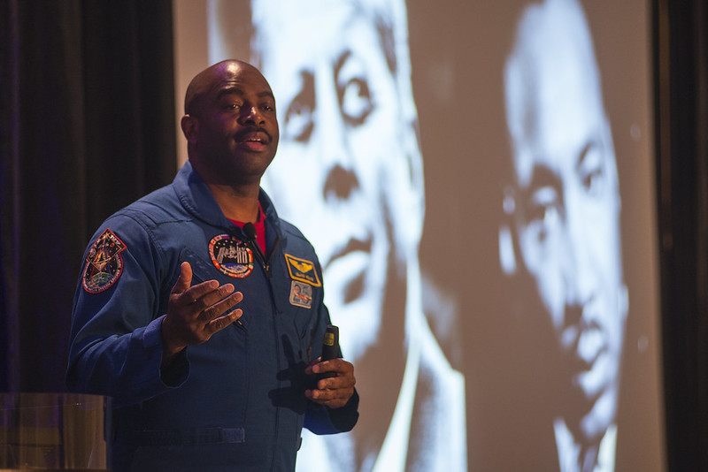 Read & Lead Lunch with Leland Melvin