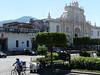 Antigua Guatemala, katedrála, foto: Petr Nejedlý