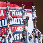 NCA College Nationals 2018 - Int. Small Coed DI