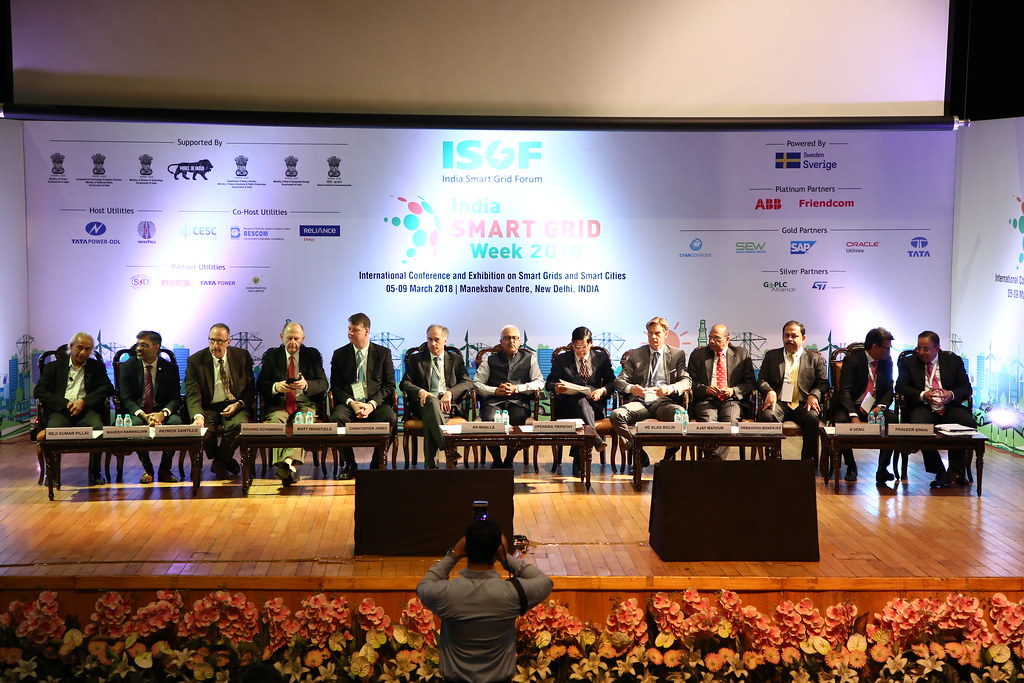 Inauguration of ISGW 2018 Conference (06/03/18) | Flickr