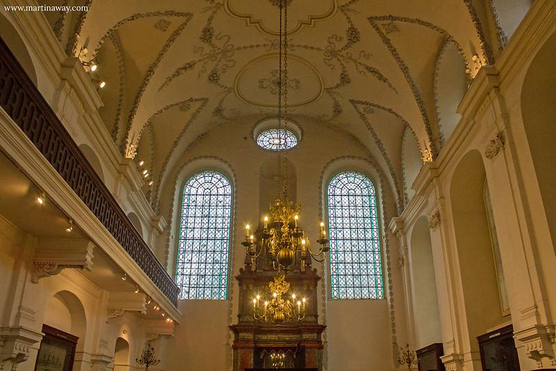 Sinagoga Klausen, quartiere ebraico di Praga