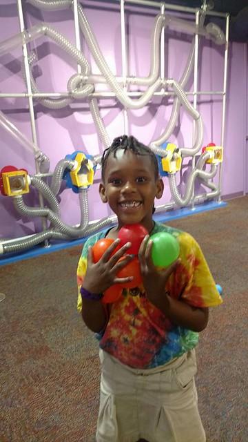 Children's Museum Field Trip 2017