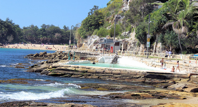 Fairy Bower Sea Pool Manly