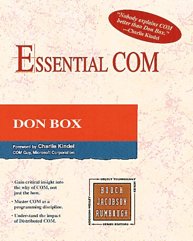 Essential COM, par Don Box