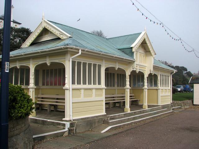 Felixstowe promenade