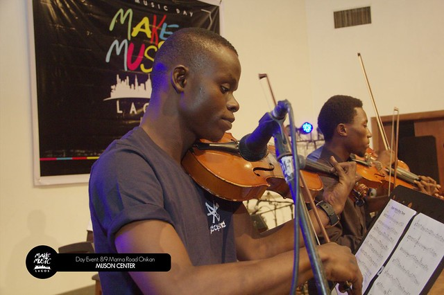 Muson Center - Make Music Lagos 2017