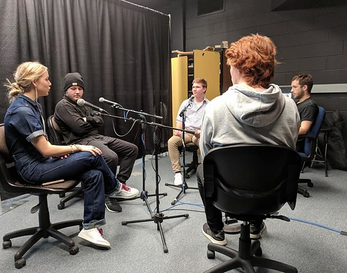 Hawkcast with Danish Students | by The Viewpoint