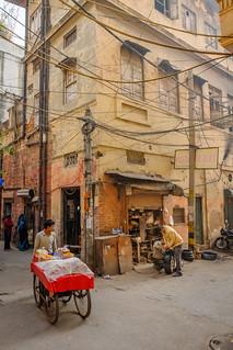 The Tire Repair | Paharganj, Delhi, India | by t linn