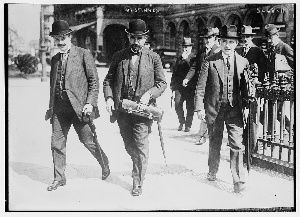 H. [i.e. Hugo] Stinnes (LOC) | Bain News Service,, publisher… | Flickr