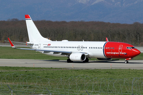 LN-NIG Boeing 737-85P/WL Norwegian Air Shuttle cn 43878/5123 | by dreamcatcher-68