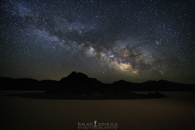 Grand Stand Milky Way