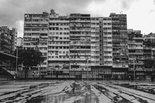 Our bleeding City, Hong Kong