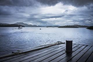 Over Loch Lomond | by Neillwphoto