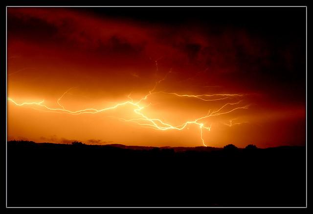 orageux et ténébreux