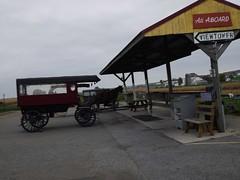 土, 2012-10-27 09:12 - Red Caboose Motelのバギー