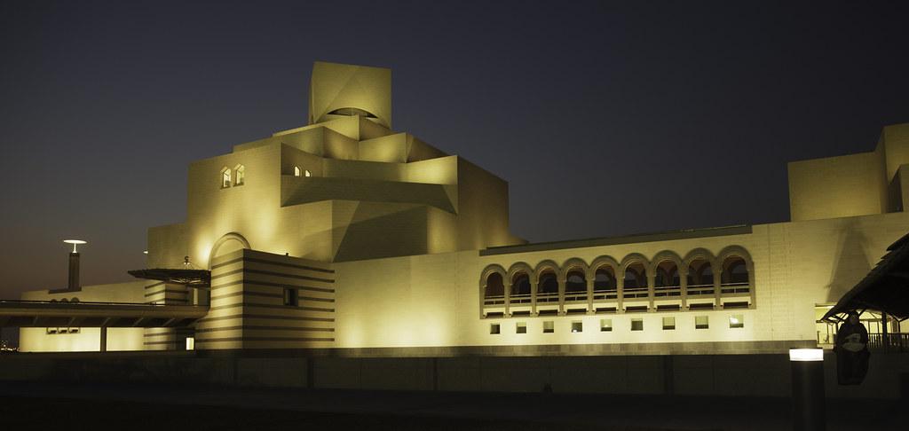 Museum of Islamic Art, Doha, Qatar | 120930-3311-jikatu