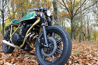 YAMAHA XS 850 007 | by GR exhaust systems
