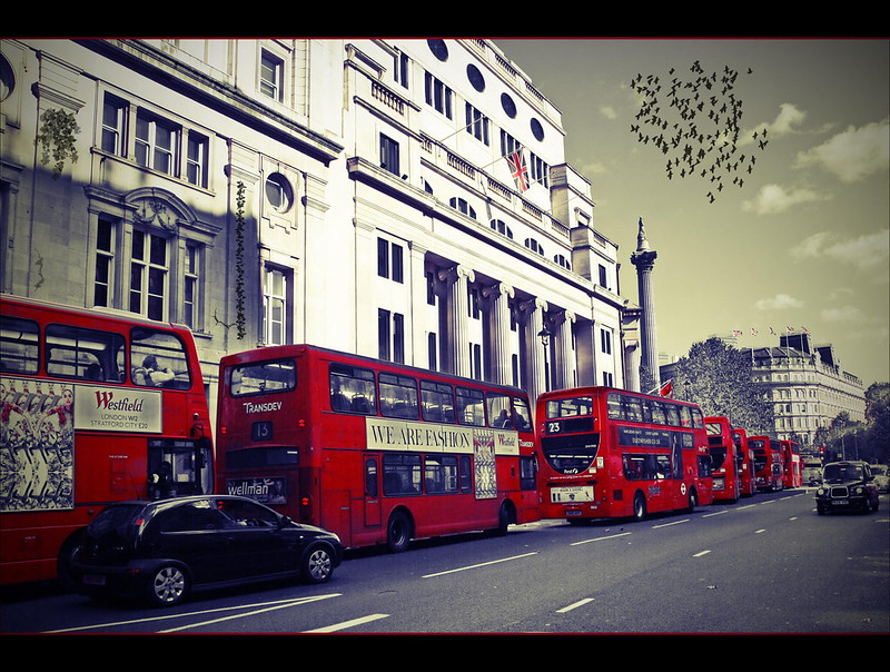London is red