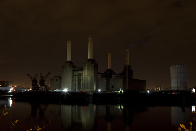 Battersea Power Station (Disused)