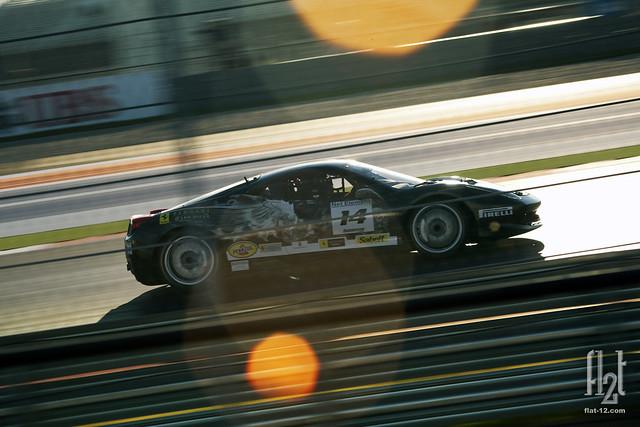 Brent Lawrence, Ferrari 458 Challenge