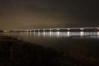 Moerdijkbrug by night | by hans905