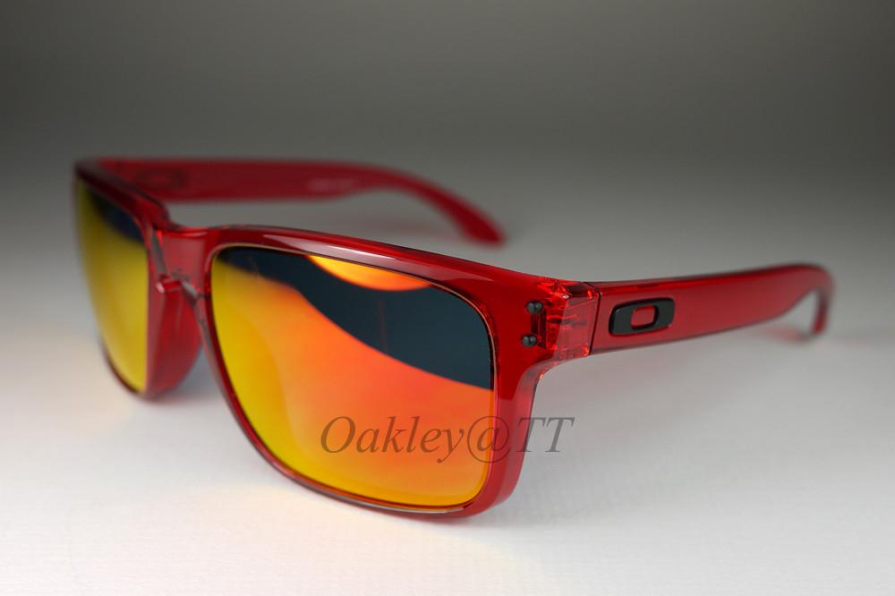 715ad636faad9 ... OO9102-04 holbrook crystal red + ruby iridium oakley joe