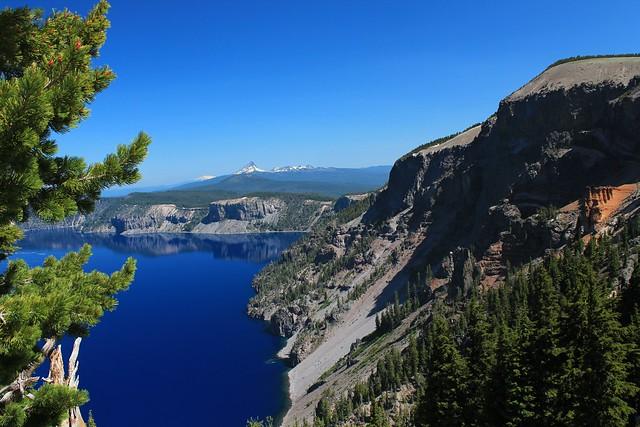 Crater Lake Rim