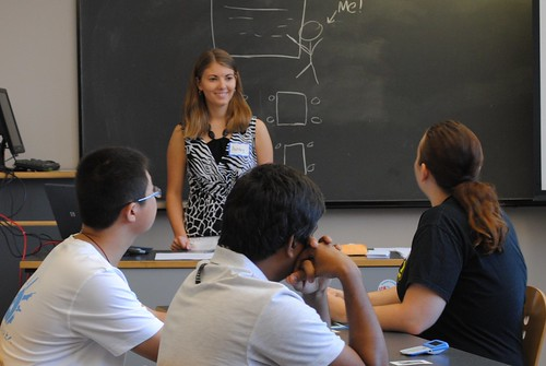 Teaching Assistant Orientation (TAO) 2012 | by Vandy CFT