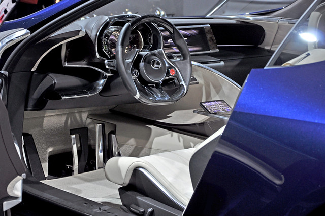 Lexus concept1interior