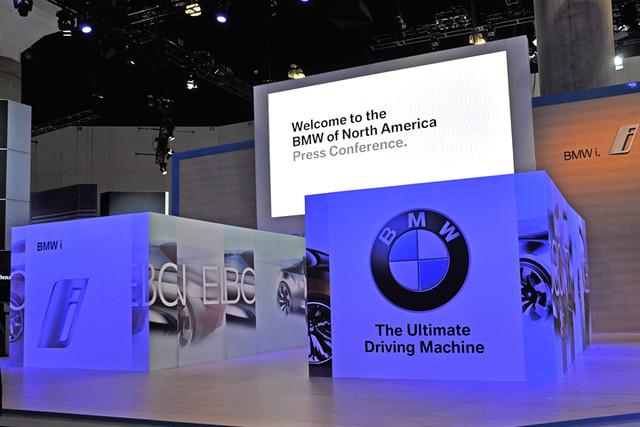 BMW reveal
