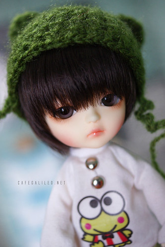 Junsu's First Faceup | by CafeGalileo