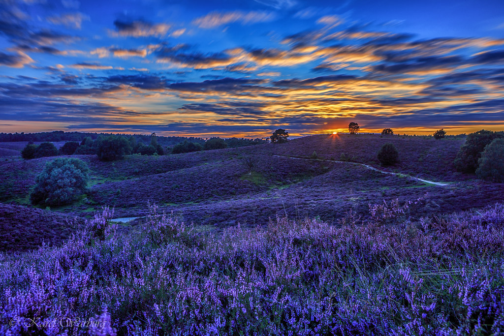 Sunset Posbank