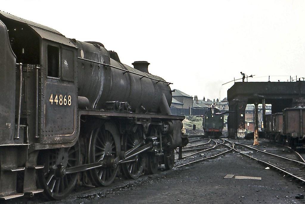 Stockport Edgeley, April 1968