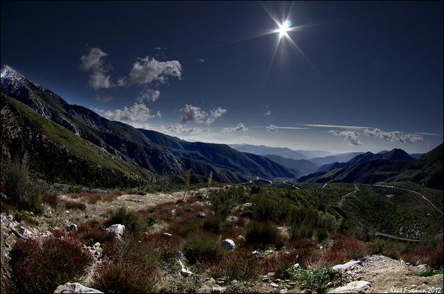 San Gabriel Mountains -2.0EV