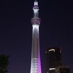 東京スカイツリー 期間限定ライティング Tokyo Sky Tree with